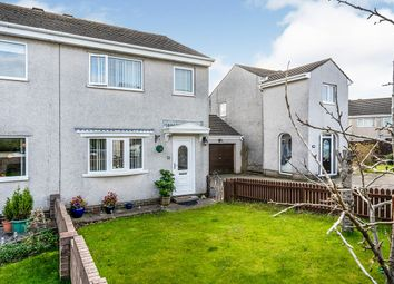 3 bed semi-detached house for sale in Chatsworth Drive, Whitehaven, Cumbria CA28