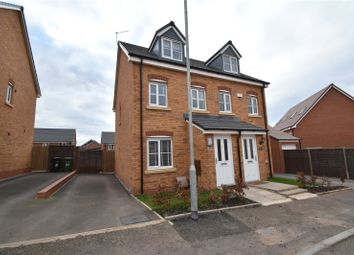 Thumbnail 3 bed semi-detached house for sale in Wildlife Way, Droitwich, Worcestershire