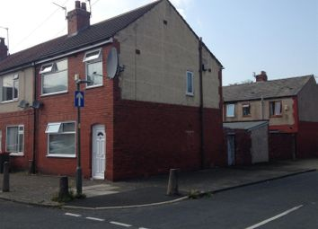 Thumbnail 3 bedroom terraced house for sale in Lincoln Street, Deepdale, Lancashire