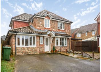 Thumbnail 4 bed detached house for sale in Clos Coed Bach, Blackwood