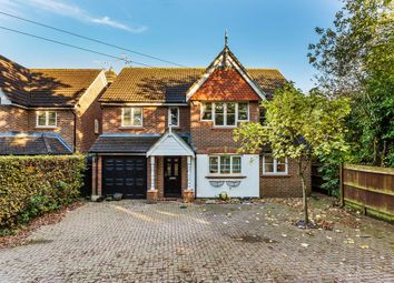 Thumbnail 5 bed detached house for sale in Bridges Close, Horley