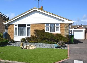 Thumbnail 2 bed detached bungalow for sale in Ferring Marine, Ferring, West Sussex