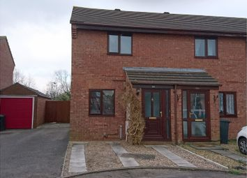 Thumbnail 2 bed end terrace house for sale in Nutfield Grove, Filton