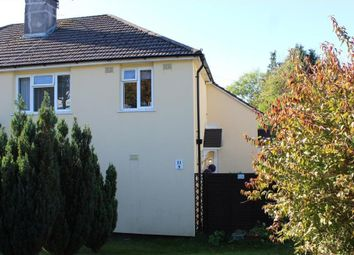Thumbnail 1 bedroom flat to rent in Tamerton Foliot Road, Crownhill, Plymouth