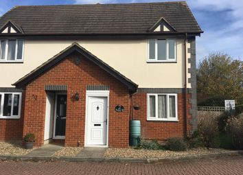 Thumbnail 1 bed terraced house to rent in Partridge Way, Watermead
