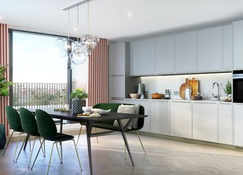 Thumbnail 2 bedroom flat for sale in The Broadway, Crouch End, London