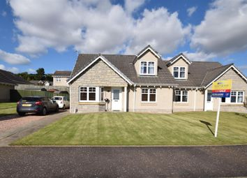 Thumbnail 4 bedroom semi-detached house for sale in Ballumbie Gardens, Dundee
