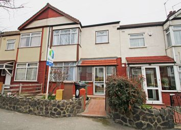 Thumbnail 3 bedroom terraced house to rent in Cavendish Drive, Leytonstone