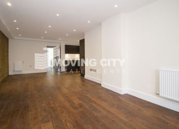 Thumbnail 3 bed flat to rent in Shirley Street, Canning Town