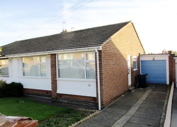 Thumbnail 2 bedroom bungalow to rent in Dalton Place, Chapel Park, Newcastle Upon Tyne