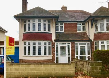 Thumbnail 4 bed semi-detached house for sale in Botley Road, Oxford