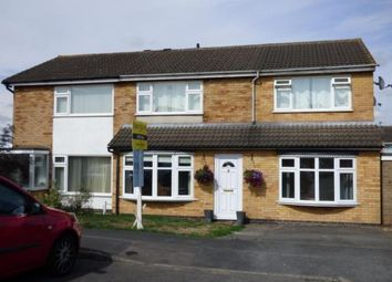 Thumbnail 5 bed semi-detached house for sale in Lime Drive, Syston, Leicester, Leicestershire