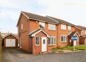 Thumbnail 3 bed semi-detached house for sale in Trevithick Close, Telford