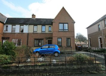 Thumbnail 3 bed flat for sale in Headrig, Jedburgh