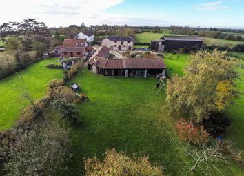 Thumbnail 5 bed barn conversion for sale in Green Street, Redwick, Caldicot