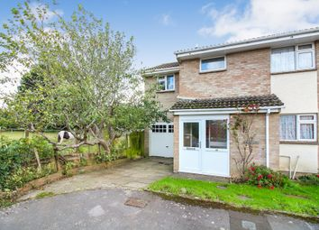 Thumbnail 4 bed semi-detached house for sale in Greenway Crescent, Poole