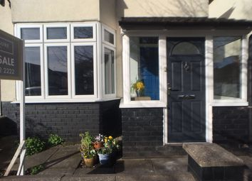 Thumbnail 3 bed semi-detached house for sale in Lance Grove, Wavertree, Liverpool