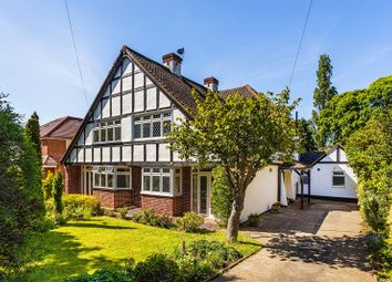 Thumbnail 3 bedroom semi-detached house for sale in The Drive, Wallington