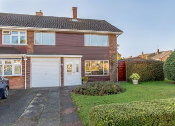 Thumbnail 3 bed semi-detached house for sale in The Furlongs, Ingatestone