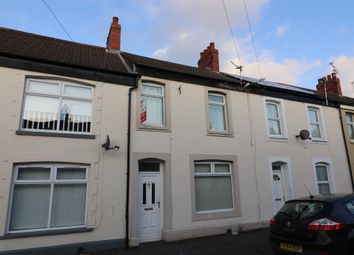 Thumbnail 4 bedroom terraced house for sale in Amherst Street, Grangetown, Cardiff