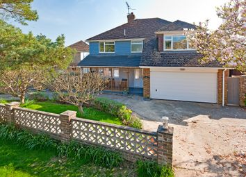 Thumbnail 3 bed detached house for sale in The Roundway, Rustington, Littlehampton