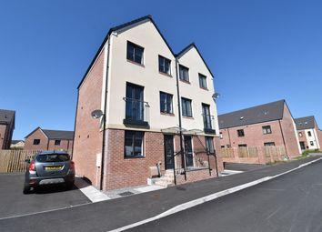 Thumbnail 3 bedroom town house for sale in Golwg Y Garreg Wen, Swansea