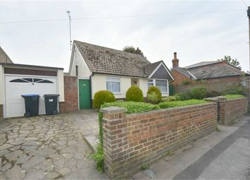 Thumbnail 2 bed detached bungalow for sale in Fordoun Road, Broadstairs, Kent