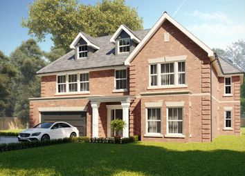 Thumbnail 5 bed detached house for sale in Llanvair Close, Ascot