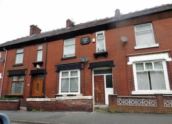 Thumbnail 3 bed terraced house for sale in Meech Street, Openshaw, Manchester