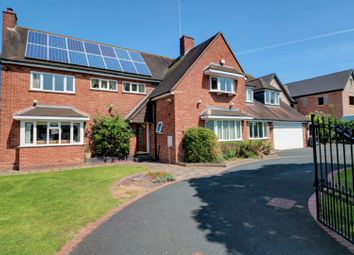 Thumbnail 6 bed detached house for sale in Park Road, Walsall