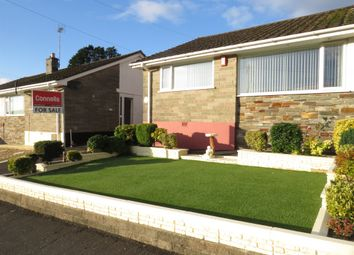 Thumbnail 2 bed semi-detached bungalow for sale in Green Park Road, Plymstock, Plymouth