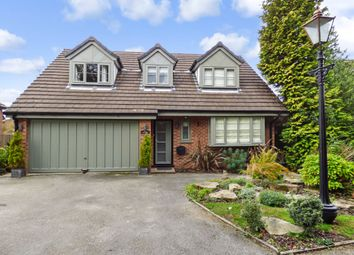 Thumbnail 4 bed detached house for sale in Waters Reach, High Lane, Stockport