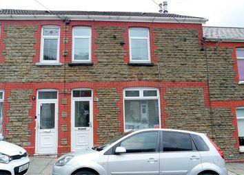 Thumbnail 3 bed terraced house for sale in Kings Terrace, Nantyffylon, Maesteg, Mid Glamorgan
