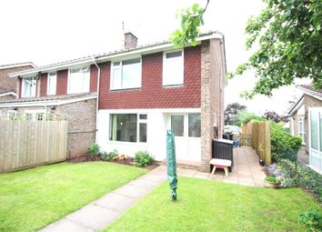 Thumbnail 3 bed semi-detached house for sale in Hillcrest, Caerleon, Newport