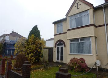 Thumbnail 3 bed end terrace house for sale in Muller Road, Horfield, Bristol