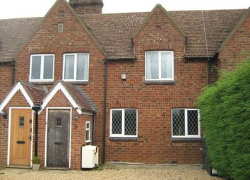 Thumbnail 2 bed semi-detached house to rent in School Lane, Husborne Crawley, Bedford