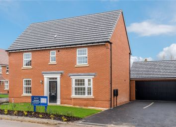 Thumbnail 4 bedroom detached house for sale in Willow Place, Knaresborough, North Yorkshire
