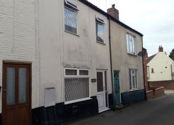 Thumbnail 3 bed terraced house to rent in Back Street, Horsham St. Faith, Norwich