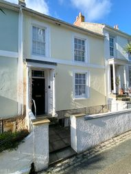 Morrab Place, Penzance TR18. 3 bed terraced house for sale