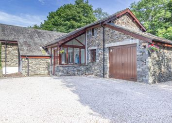 Thumbnail 4 bed barn conversion for sale in Old Brown Howe Barn, Water Yeat, Ulverston