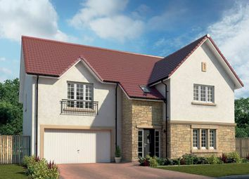 "Thumbnail 5 bed detached house for sale in ""The Moncrief"" at Queens Drive, Cumbernauld, Glasgow"