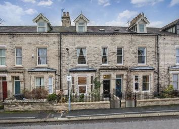 Thumbnail 4 bed terraced house for sale in Feversham Crescent, York