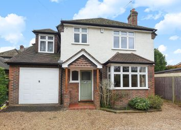 Thumbnail 4 bed detached house for sale in Westfield, Woking