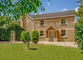 Thumbnail 5 bed detached house for sale in Empingham Road, Stamford, Rutland