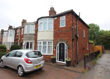 Thumbnail 3 bed end terrace house for sale in Highfield, Sutton-On-Hull, Hull