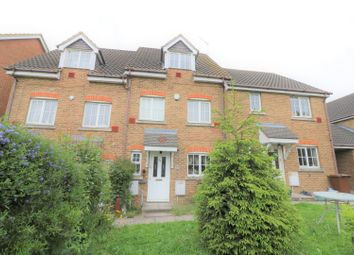 Thumbnail 4 bed terraced house for sale in Bogarde Drive, Frindsbury