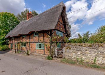 Thumbnail 3 bedroom detached house for sale in Martins Lane, Dorchester-On-Thames, Wallingford