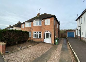 3 bed semi-detached house to rent in Greendale Road, Leicester LE2
