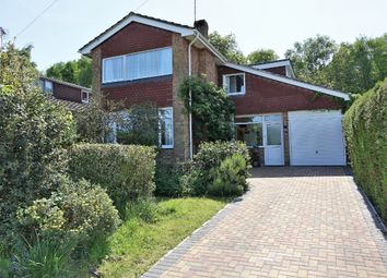 Thumbnail 5 bed detached house for sale in Curlew Drive, Hythe, Southampton
