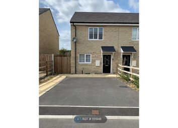 Thumbnail 2 bed semi-detached house to rent in Chickenley, Dewsbury
